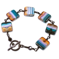 Pacific Sunset Bracelet Project
