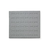 Half Size Grey Foam 36 Ring Pad Insert