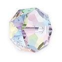 Swarovski 5045 Bead 6mm Crystal AB Rondelle Bead (1-Pc)