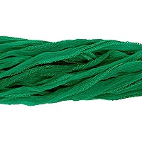 Emerald Green Silk Fairy Ribbon (36 Inches)