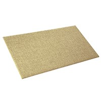 Standard Size Burlap Display Pad