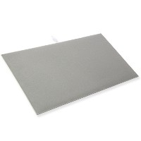 Standard Size Economy Grey Velvet Display Pad