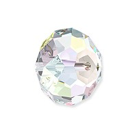 Swarovski 5040 Briolette Bead 12mm Crystal AB (1-Pc)