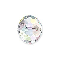 Swarovski 5040 Briolette Bead 8mm Crystal AB (1-Pc)