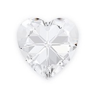 Swarovski Heart Crystal Pendant 6228 14mm Crystal (1-Pc)