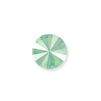 Swarovski 1122 12mm Crystal Mint Green Rivoli Chaton (1-Pc)