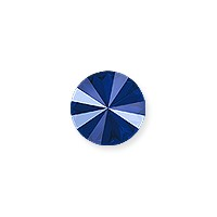 Swarovski 1122 12mm Crystal Royal Blue Rivoli Chaton (1-Pc)