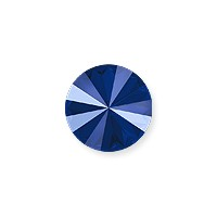 Swarovski 1122 14mm Crystal Royal Blue Rivoli Chaton (1-Pc)