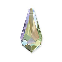 Swarovski Crystal Drop Pendant 6000 11x5.5mm Crystal Paradise Shine (1-Pc)