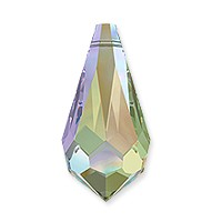Swarovski Crystal Drop Pendant 6000 13x6.5mm Crystal Paradise Shine (1-Pc)