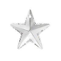 Swarovski Star Pendant 6714 20mm Crystal (1-Pc)