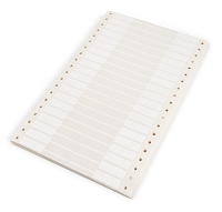 Computer Price Tags White (1000-Pcs)