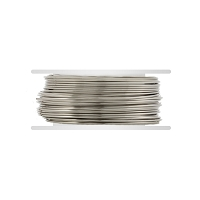 Nickel Silver Wire Round 22ga (20-Ft)