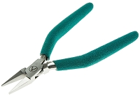 Wubbers Flat Nose Pliers w/Narrow Jaws 6-1/2