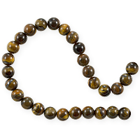 Tiger Eye Beads 8mm (15