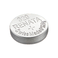 Renata Watch Battery 329