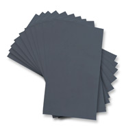 1200 Grit Medium/fine Wet/Dry Sandpaper (10-Pcs)
