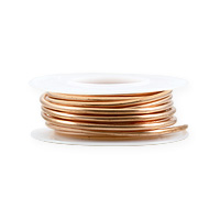 Copper Wire Dead Soft Round 12ga (10-Ft)