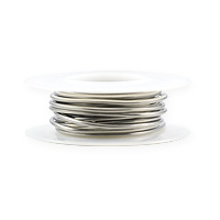 Nickel Silver Wire Round 14ga (10-Ft)