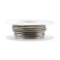 Nickel Silver Wire Round 20ga (20-Ft)