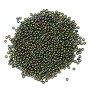 Czech Seed Beads - 11/0 Green Iris (10 Grams)