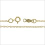 "Rope Chain 1.0mm 14k Yellow Gold 20"" (1-Pc)"