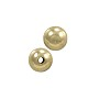Round Bead 6mm 14k Yellow Gold (1-Pc)