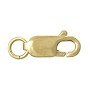 Lobster Claw Clasp - 12x5mm 14k Yellow Gold (1-Pc)