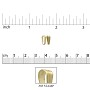 Snap Bail 6.5x2.5mm 14k Yellow Gold (1-Pc)