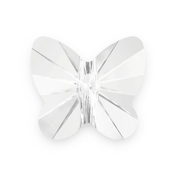 Swarovski Butterfly Bead 5754 10mm Crystal (1-Pc)