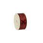 Nymo Nylon Thread Red Size D (58.5 Meters)
