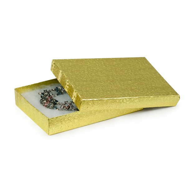 Gold Foil Jewelry Box #53
