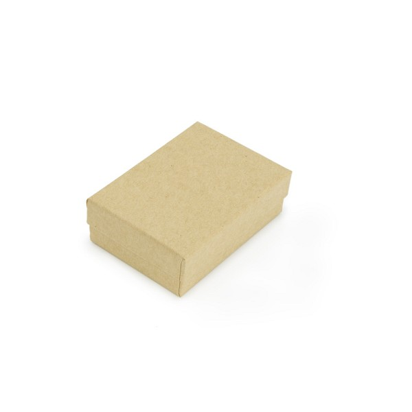 Kraft Paper Jewelry Box #32