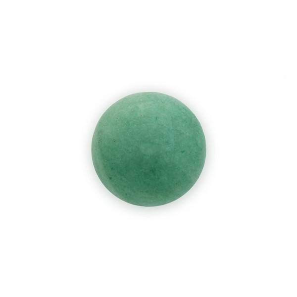 20mm Green Aventurine Round Cabochon Cabochon Beads