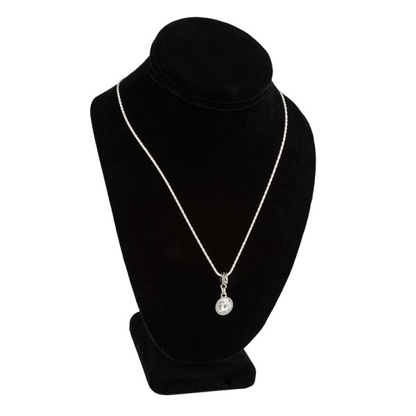 "22"" Sterling Silver Adjustable 1.3mm Popcorn Chain"