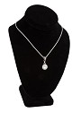 "22"" Sterling Silver Adjustable 1mm Snake Chain"