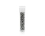 Miyuki Delica Seed Bead 11/0 Silver Lined Pewter (3 Gram Tube)