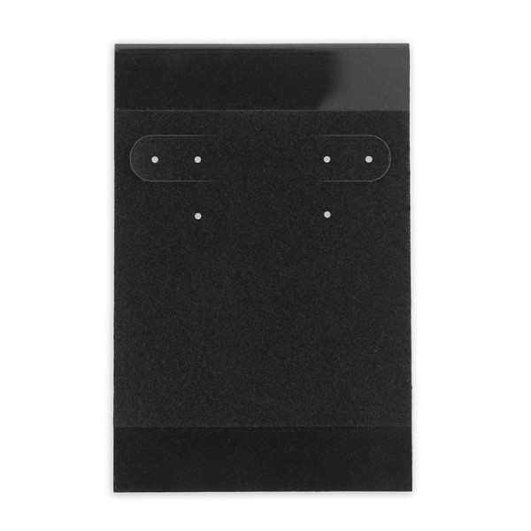 50 black earring cards for displaying earrings earring cards free shipping black earring cards. Black Bedroom Furniture Sets. Home Design Ideas
