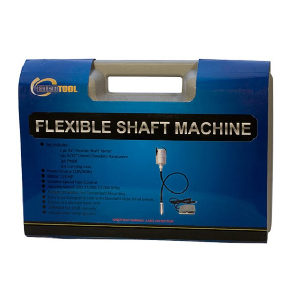 Flex Shaft Polishing System