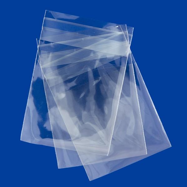 Resealable Polypropylene Bags 2x2 (OPP Bags) (100-Pcs)