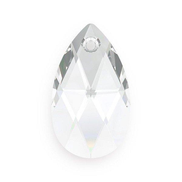 Swarovski 6106 22mm Crystal Pear Shape Pendant (1-Pc)