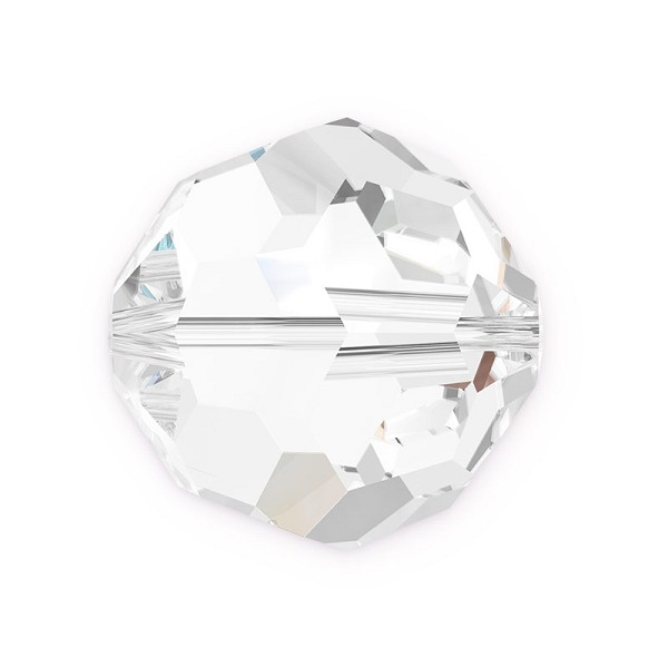 Swarovski 5000 10mm Crystal Round Bead (1-Pc)