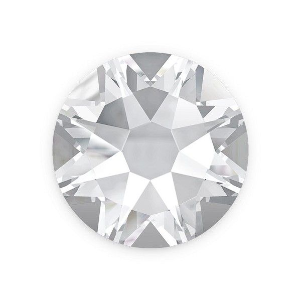 Swarovski 2088 3mm (SS12) Crystal Flat Back (10-Pcs)