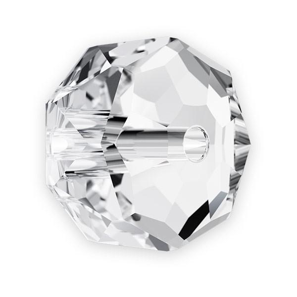 eee191fec6ef Swarovski 5045 6mm Crystal Rondelle Bead