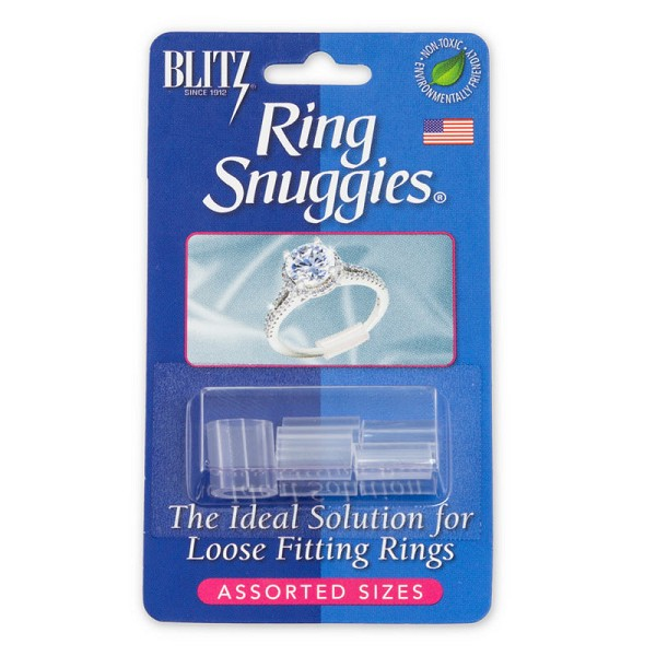 Ring Snuggies - Ring Size Adjusters (6-pcs)