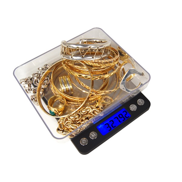 GemOro Pocket Scale (500 Gram)