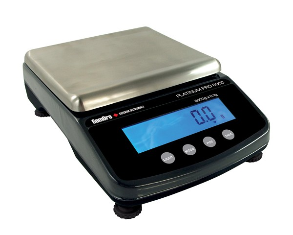 GemOro Counter-Top Gram Scale (6000 Gram)