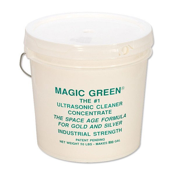 Magic Green Cleaning Concentrate Solution (50 lb.)