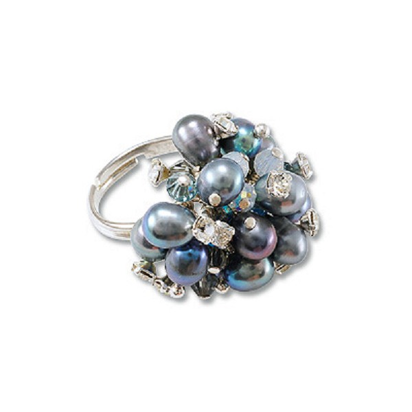 Pearly Bubble Ring