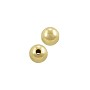 Round Bead 6mm Gold Filled (1-Pc)